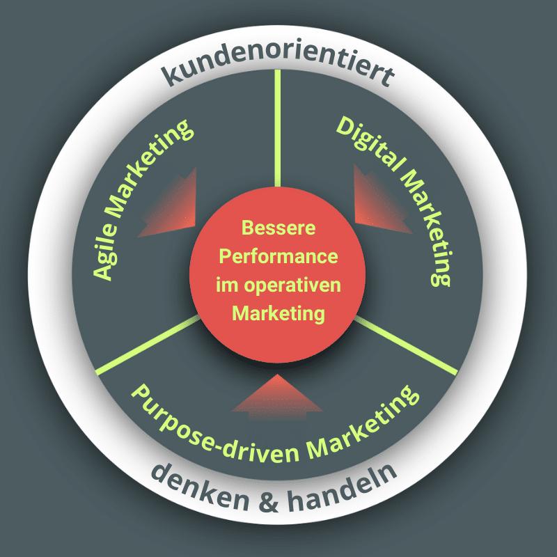 m.pulse Performance Framework operative Marketing
